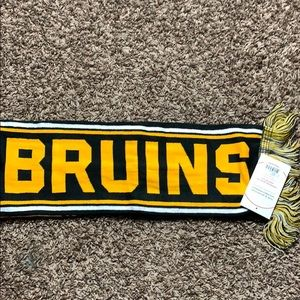 Other - Boston bruins scarf